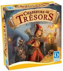 CHASSEURS DE TRÉSORS -  CHASSEURS DE TRÉSORS (FRANÇAIS)