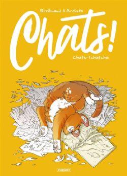 CHATS! -  CHATS-TCHATCHA 01