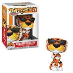 CHEETOS -  FIGURINE POP! EN VINYLE DE CHESTER CHEETAH (10 CM) 77