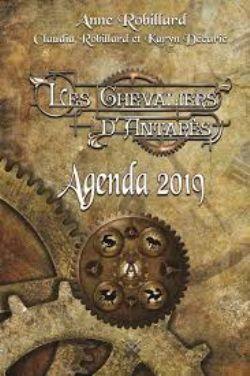 CHEVALIERS D'ANTARÈS, LES -  AGENDA 2019