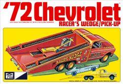 CHEVROLET -  1972 RACER'S WEDGE/PICK-UP - 1/25