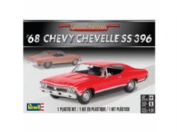CHEVROLET -  CHEVELLE SS 396 1968 1/25 (NIVEAU 5)