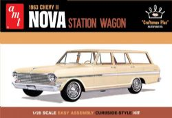 CHEVROLET -  CHEVY II NOVA STATION WAGON 1963 1/25 (FACILE)