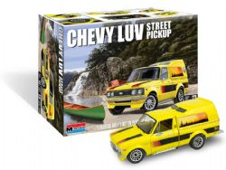 CHEVROLET -  LUV STREET PICKUP 1/24 (NIVEAU 4 - DIFFICILE)