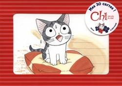 CHI -  UNE VIE DE CHAT - 30 CARTES POSTALES