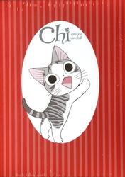 CHI -  UNE VIE DE CHAT - COFFRET DE 4 CARNETS