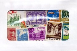 CHINE -  50 DIFFERENTS TIMBRES - CHINE