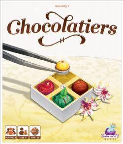 CHOCOLATIERS (ANGLAIS)