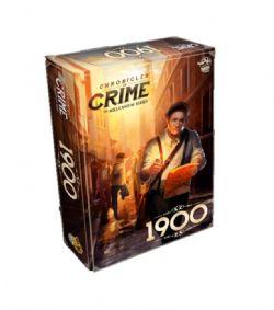 CHRONICLES OF CRIME -  1900 (ANGLAIS)