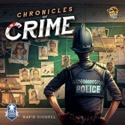 CHRONICLES OF CRIME -  JEU DE BASE (ANGLAIS)