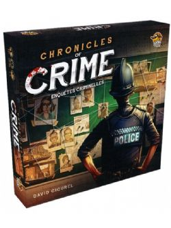 CHRONICLES OF CRIME -  JEU DE BASE (FRANÇAIS)