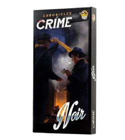 CHRONICLES OF CRIME -  NOIR (FRANÇAIS)