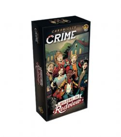 CHRONICLES OF CRIME -  WELCOME TO REDVIEW (FRANÇAIS)