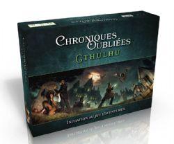CHRONIQUES OUBLIÉES -  CTHULHU - INITIATION AU JEU D'AVENTURES (FRANÇAIS)