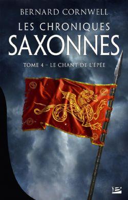 CHRONIQUES SAXONNES, LES -  LE CHANT DE L'ÉPÉE (GRAND FORMAT) 04