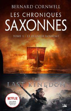 CHRONIQUES SAXONNES, LES -  LE DERNIER ROYAUME (GRAND FORMAT) 01