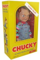 CHUCKY -  POUPÉE PARLANTE DE CHUCKY (38 CM) -  CHILD'S PLAY 2