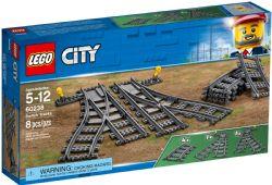 CITY -  AIGUILLAGES (8 PIÈCES) 60238