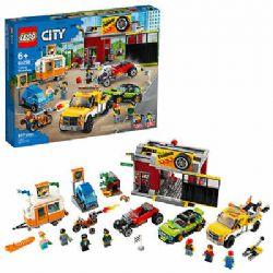 CITY -  ATELIER DE TUNING (897 PIÈCES) 60258