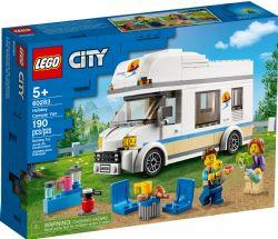 CITY -  CAMPING DE VACANCES (190 PIÈCES) 60283