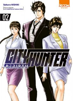 CITY HUNTER REBIRTH -  (V.F.) 02