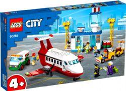 CITY -  L'AÉROPORT CENTRAL (286 PIÈCES) 60261