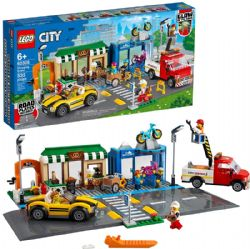 CITY -  LA RUE COMMERÇANTE (533 PIÈCES) 60306