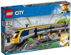 CITY -  LE TRAIN DE PASSAGERS (677 PIÈCES) 60197