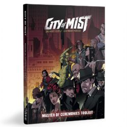 CITY OF MIST -  MASTER OF CEREMONIES' TOOLKIT (ANGLAIS)