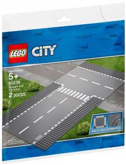 CITY -  PLAQUE VIRAGE ET CARREFOUR (2) 60236