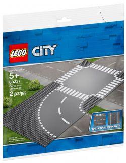 CITY -  PLAQUE VIRAGE ET CARREFOUR (2) 60237