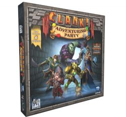 CLANK! -  ADVENTURING PARTY (ANGLAIS)