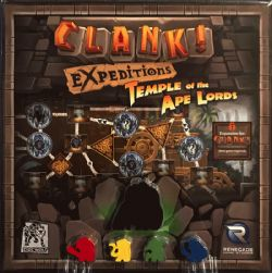 CLANK! -  EXPEDITIONS : TEMPLE OF THE APE LORDS (ANGLAIS)