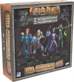 CLANK! LEGACY : ACQUISITIONS INCORPORATED -  UPPER MANAGEMENT DECK (ANGLAIS)