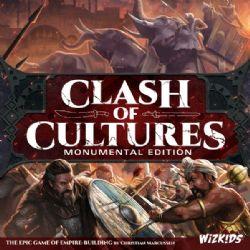 CLASH OF CULTURES -  MONUMENTAL EDITION (ANGLAIS)