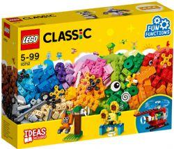 CLASSIC -  BRIQUES ET ENGRENAGES LEGO (244 PIÈCES) 10712