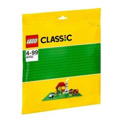 CLASSIC -  PLAQUE DE CONSTRUCTION (1) (32X32) - VERTE 10700