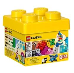 CLASSIC -  SEAU CRÉATIF LEGO (221 PIÈCES) 10692