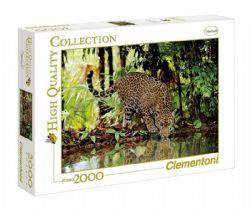 CLEMENTONI -  LEOPARD (2000 PIÈCES)