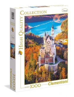 CLEMENTONI -  NEUSCHWANSTEIN (1000 PIÈCES)