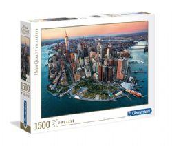 CLEMENTONI -  NEW YORK (1500 PIÈCES)