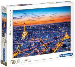 CLEMENTONI -  VU DE PARIS (1500 PIÈCES)