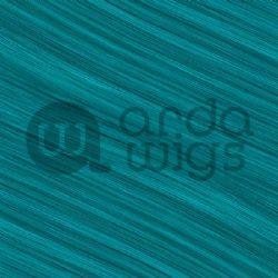 CLIP LONGUE SOYEUSE - TURQUOISE (ADULTE)