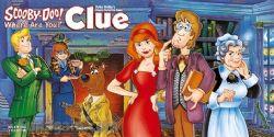 CLUE -  CLUE - SCOOBY-DOO