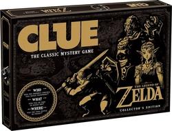 CLUE -  THE LEGEND OF ZELDA COLLECTOR'S EDITION