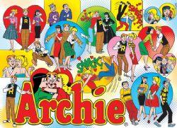 COBBLE HILL -  CLASSIC ARCHIE (1000 PIÈCES) -  ARCHIE