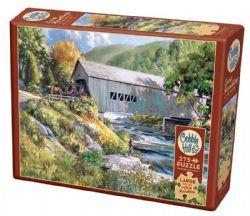 COBBLE HILL -  COVERED BRIDGE (275 PIÈCES)