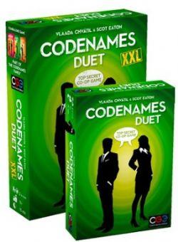 CODENAMES -  DUET XXL (ANGLAIS)