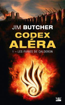 CODEX ALERA -  LES FURIES DE CALDERON (ÉDITION 2019) 01