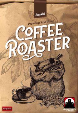 COFFEE ROASTER (ANGLAIS)